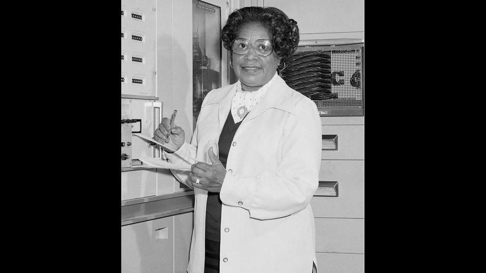 Mary W. Jackson NASA 20200624