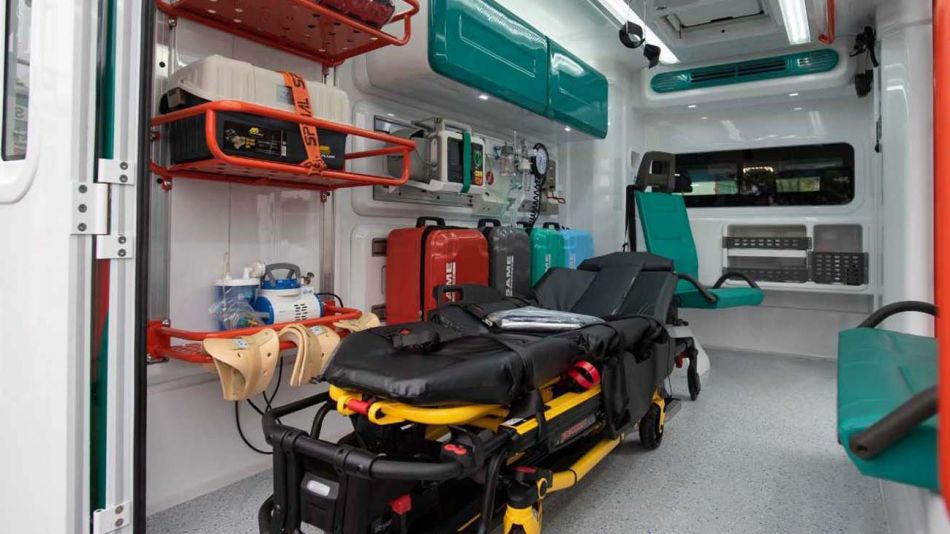 Nuevas ambulancias del SAME-20200624