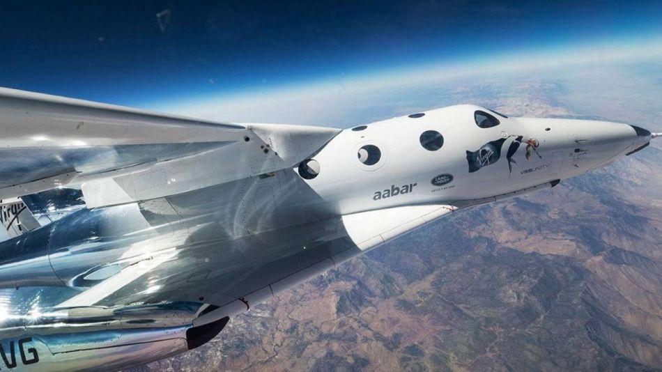 Virgin Galactic acuerda con la NASA para llevar turistas al espacio