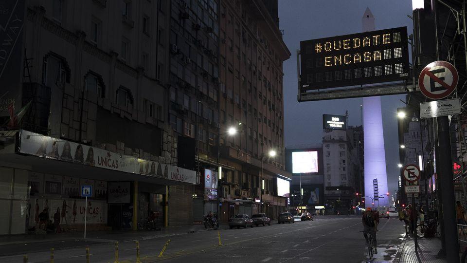 100 días de Cuarentena en Buenos Aires por la Pandemia del Coronavirus