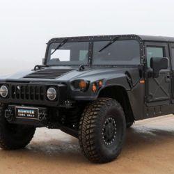 El Hummer tiene un motor turbodiésel de 6,5 litros, con 197 CV y 583 Nm de par máximo.