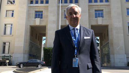 Federico Villegas Beltrán nuevo embajador en Ginebra