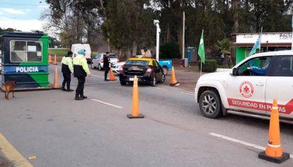 Pinamar: quisieron coimear a la policía para entrar a la ciudad y quedaron detenidos
