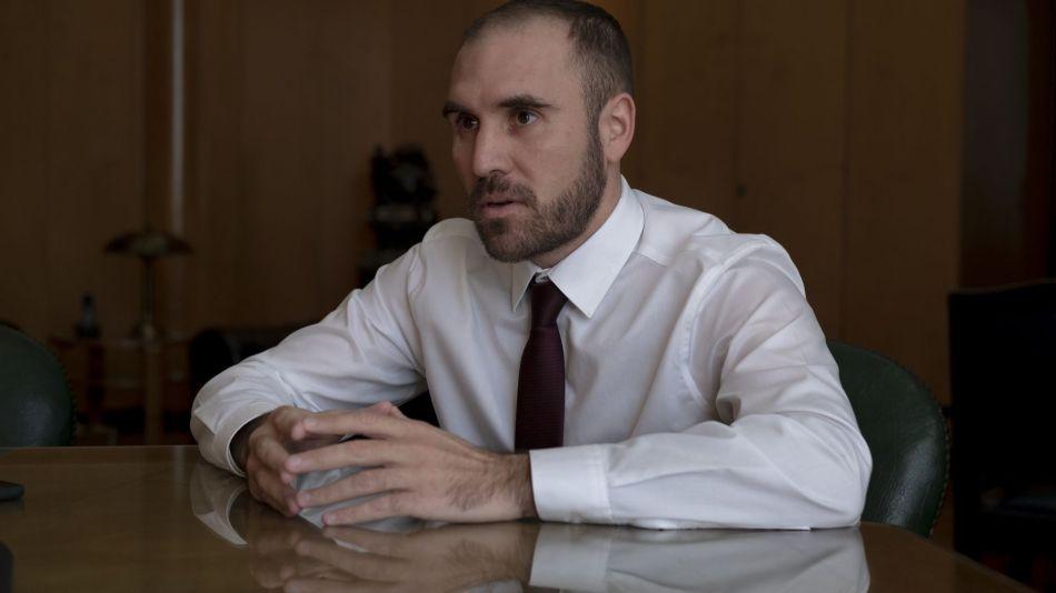 Argentina Economy Minister Martin Guzman Interview