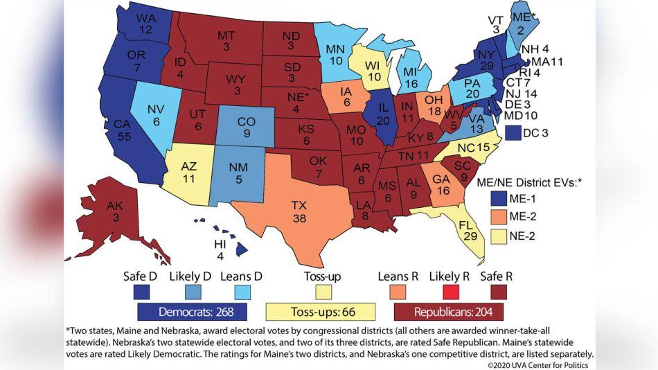 encuestas Joe Biden 20200625