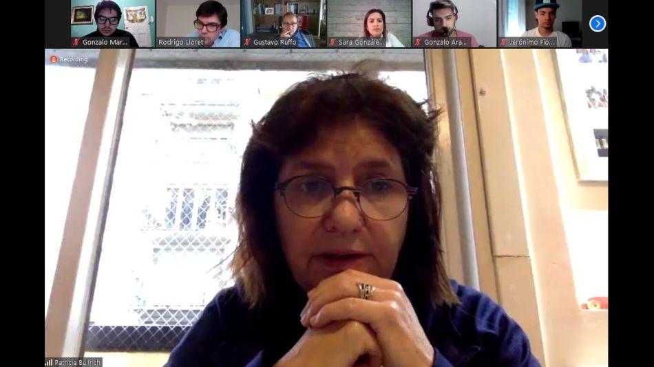 Entrevista a Patricia Bullrich 20200625