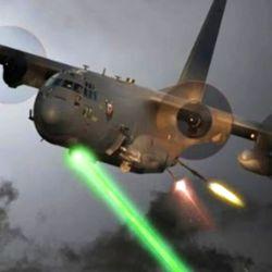 Las armas láser son actualmente una de las vías de investigación del ejército de Estados Unidos.