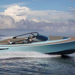 Wajer 55, el yate más pequeño y lujoso del mundo, adquirido por la Corona holandesa en 2020.