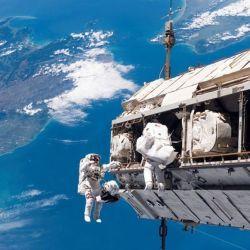Los turistas serán llevados a la Estación Espacial mediante la cápsula Soyuz.