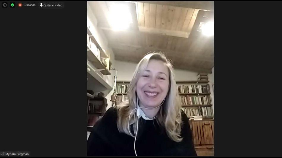 Entrevista a Myriam Bregman 20200626