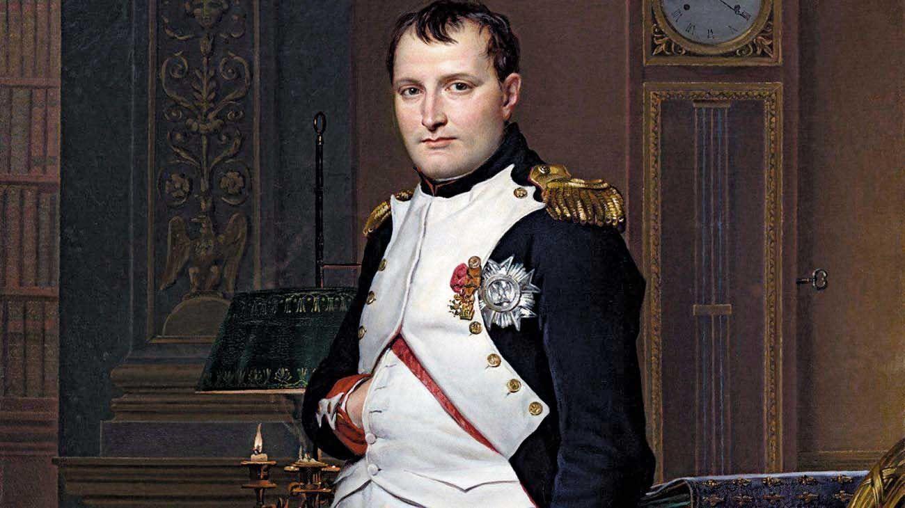Napoleón: Para él un líder era un vendedor de esperanza, que convence y argumenta.