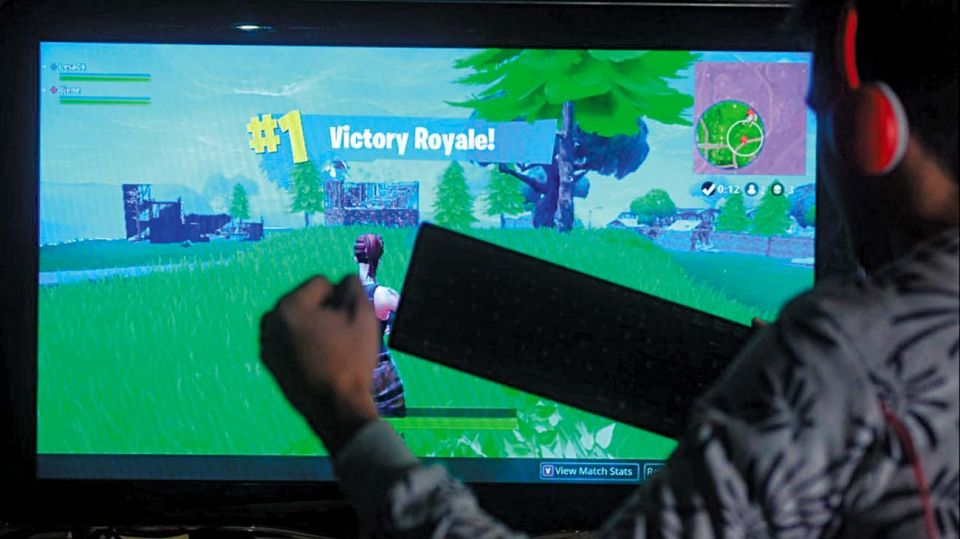 Fortnite, un juego que atrapa la atención de gamers de todo el planeta.