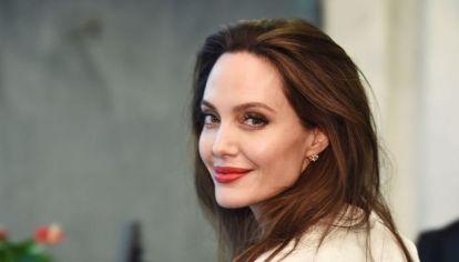 Revolución mundial: así luce Angelina Jolie en la nueva película de Marvel