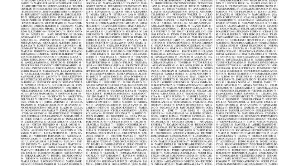 La tapa del Diario PERFIL del sábado 27 de junio de 2020