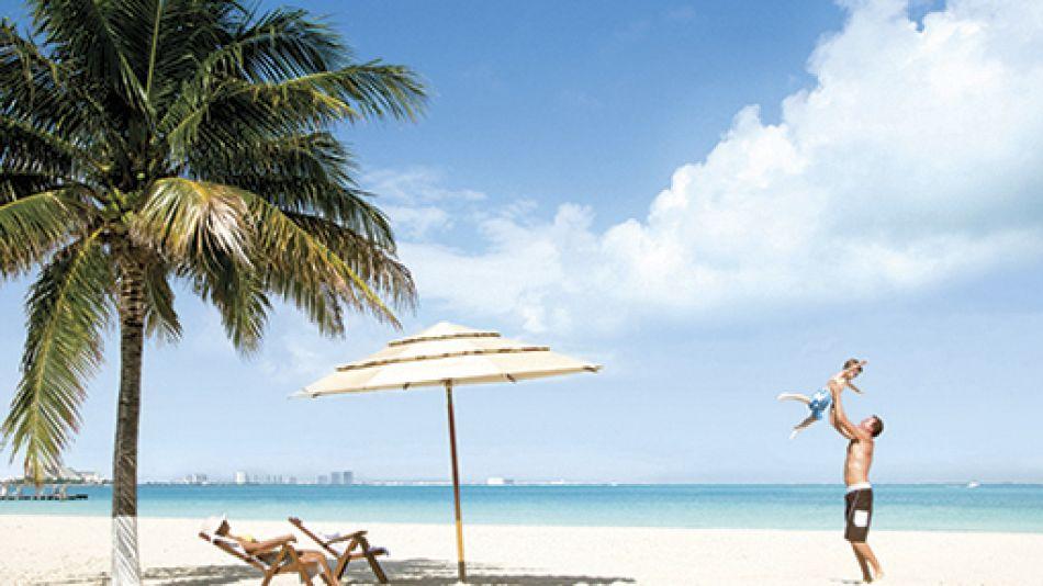 Vacaciones en playas
