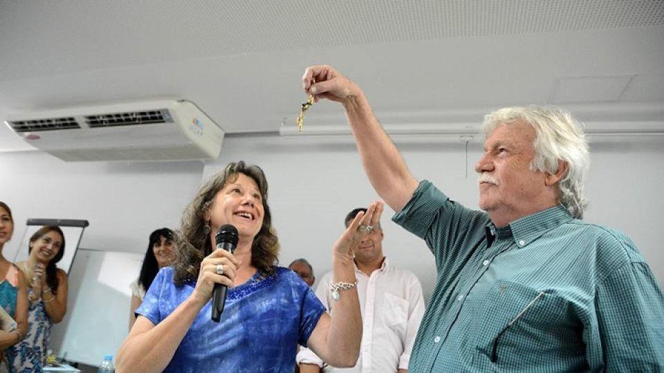 ¿TIENE LA LLAVE? Rubén Daniele entra en la negociación Municipio-Suoem como titular de la comisión salarial del gremio.