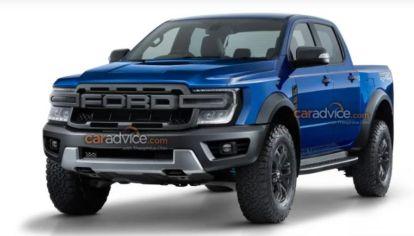 La nueva Ford Ranger Raptor tendrá motor de Explorer ST y Lincoln Aviator