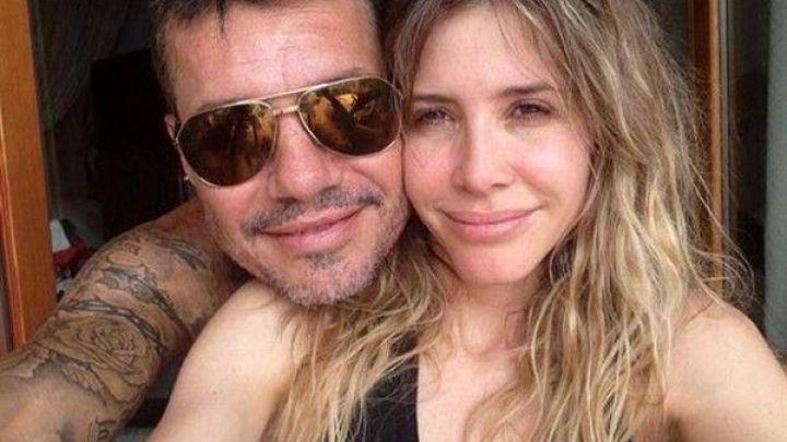 Adrián Pallares aseguró que Marcelo Tinelli y Guillermina Valdés están reconciliados