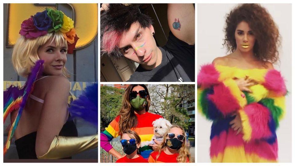 Los famosos celebran el Día Internacional del Orgullo LGBT