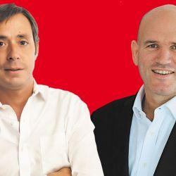 Diego Barón Director de Marketing de Universal Assitance y Federico Tarling Chief Service Officer de Assist Card International.