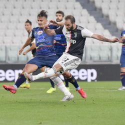 Higuaín Juventus