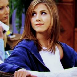 Jennifer Aniston en Friends