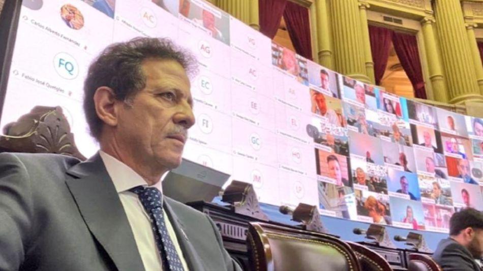 diputado nacional PRO La Rioja Julio Sahad
