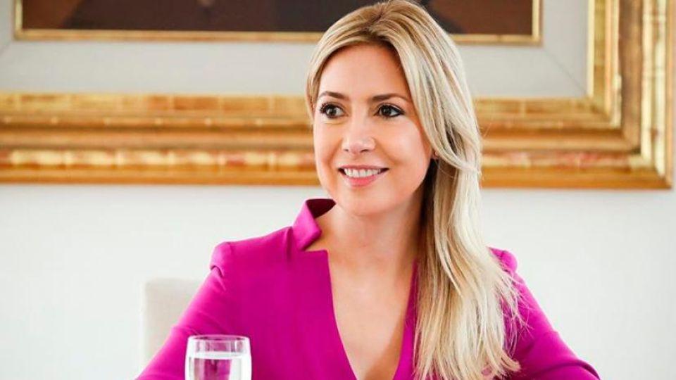 El look de Fabiola Yáñez con el que marcó tendencia