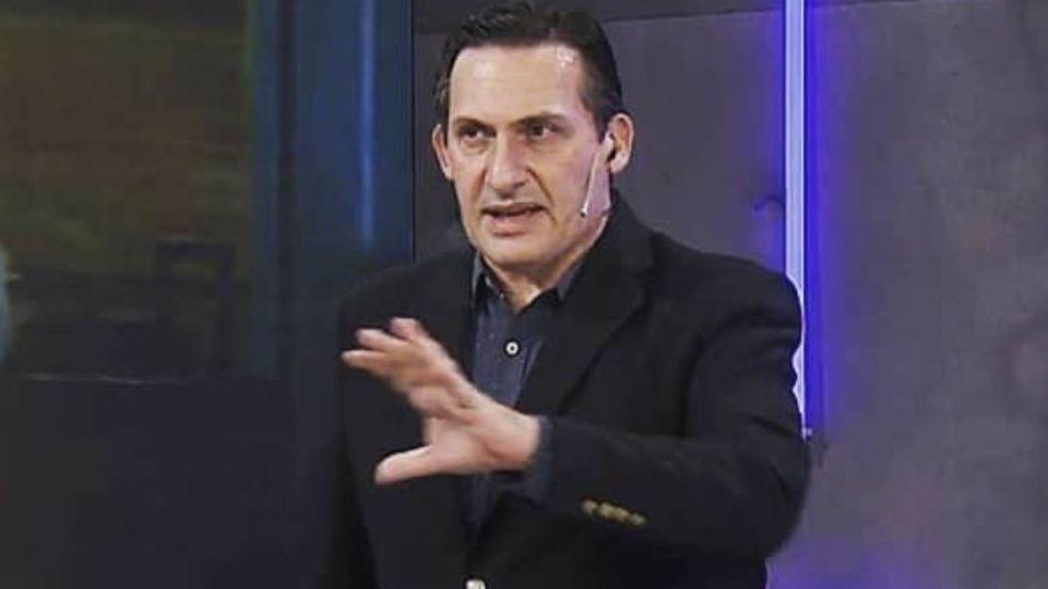 Paulo Kablan confirmó que tiene coronavirus