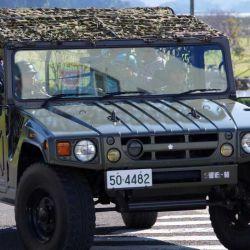 El Toyota Mega Cruiser prestó servicio en el ejército de Japón durante la década del 90.