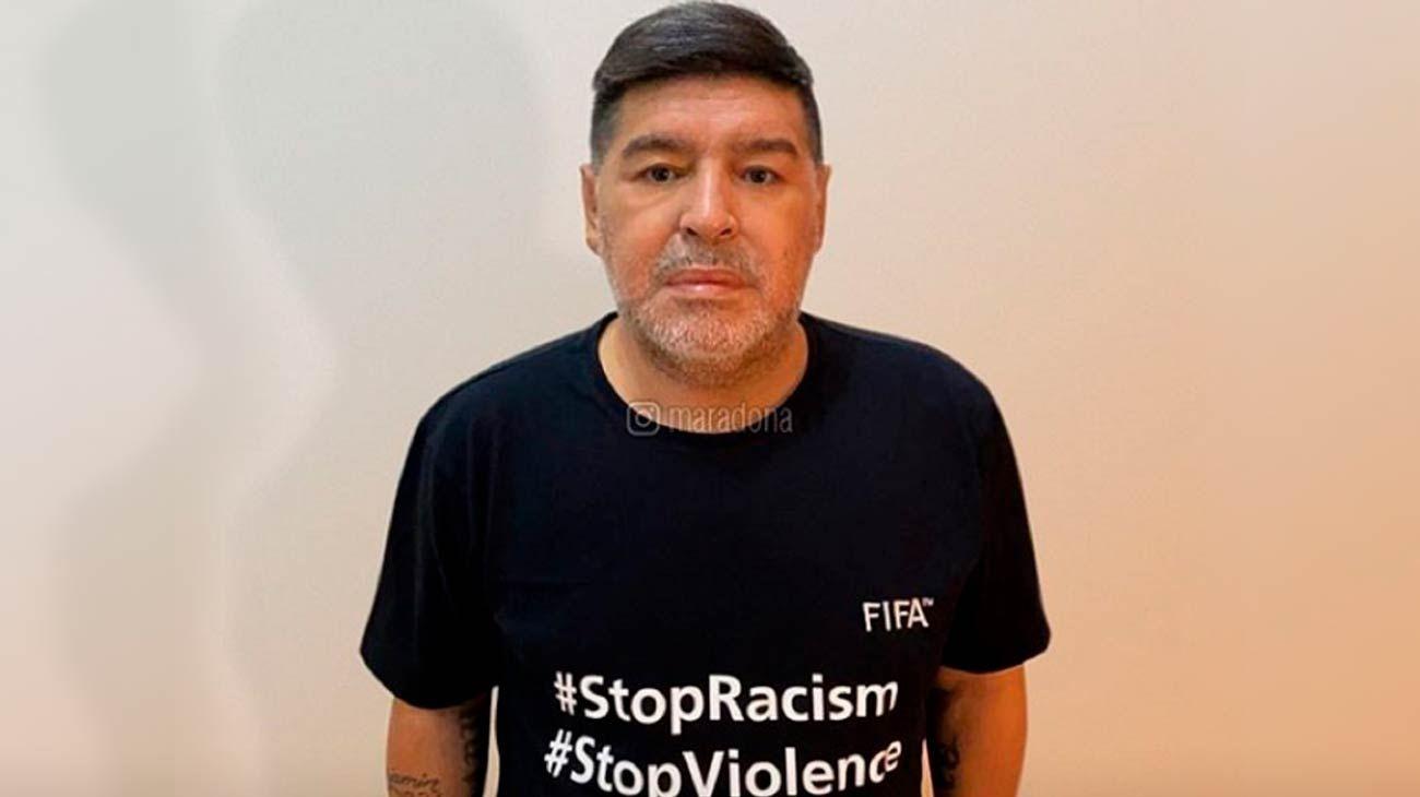 Qué le pasó a Maradona: ¿filtro de Instagram o rejuvenecimiento anti age?