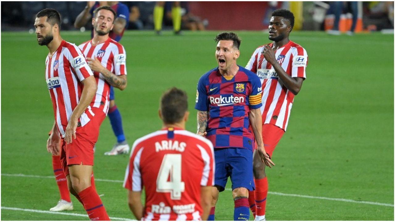 Espectacular vaselina: Messi llegó a su gol 700 con una exquisita definición de penal