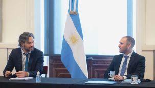 Santiago Cafiero y Martín  Guzmán arman el próximo presupuesto-20200630