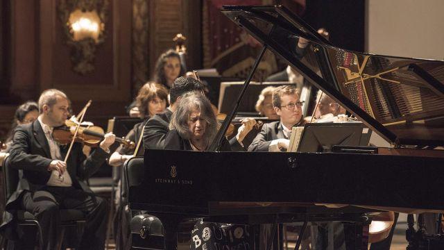 Filarmónica de Israel en el Teatro Colón. 20200630
