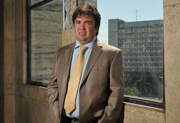 El fiscal federal Guillermo Marijuan