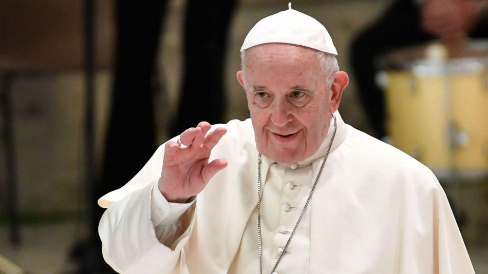 El Papa bendijo el encuentro de ACDE que se hará mañana