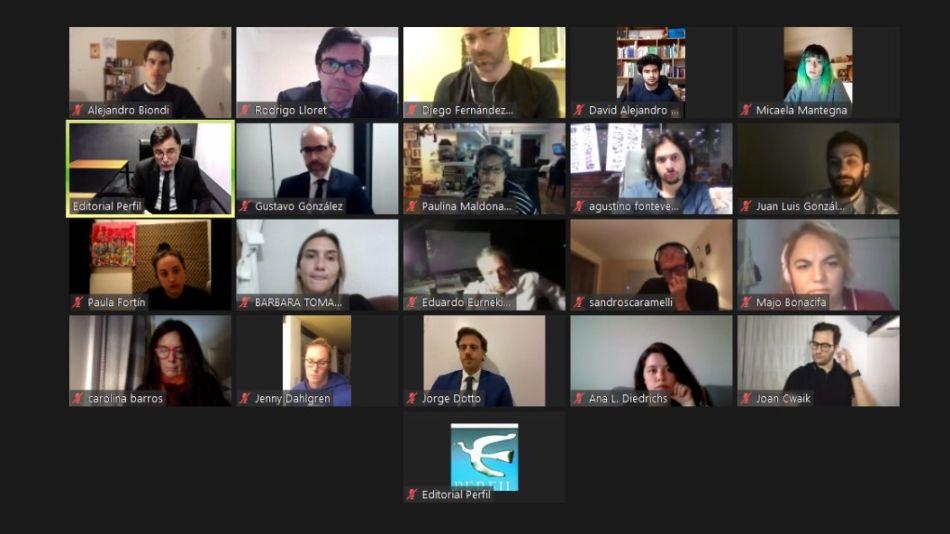 Reunión de la Asamblea del Futuro