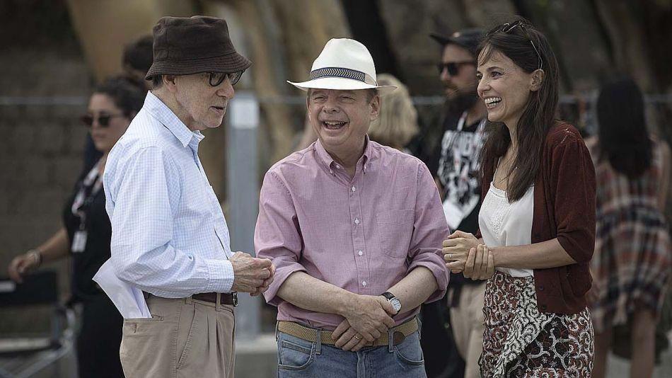 Rodaje de Rifkin's Festival, la última pelicula de Woody Allen-20200630
