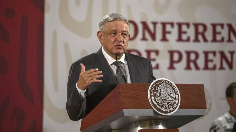 President Amlo Delivers Daily Press Briefing