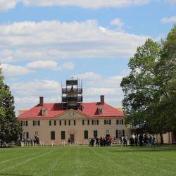 Mount Vernon fue la querida casa, hoy museo, que George Washington eligió para vivir con su familia.