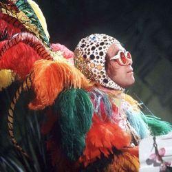 Sus shows siempre tuvieron esa mezcla de potencia e impacto visual.