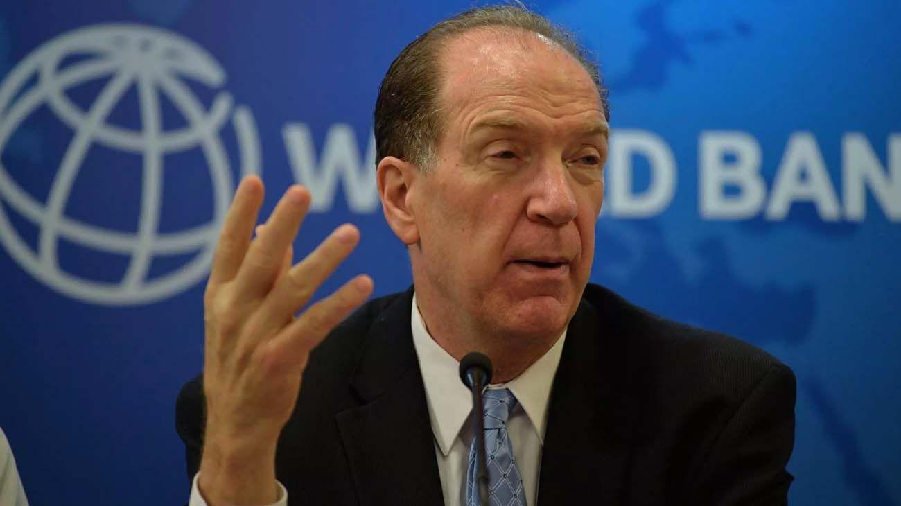 David Malpass del Banco Mundial