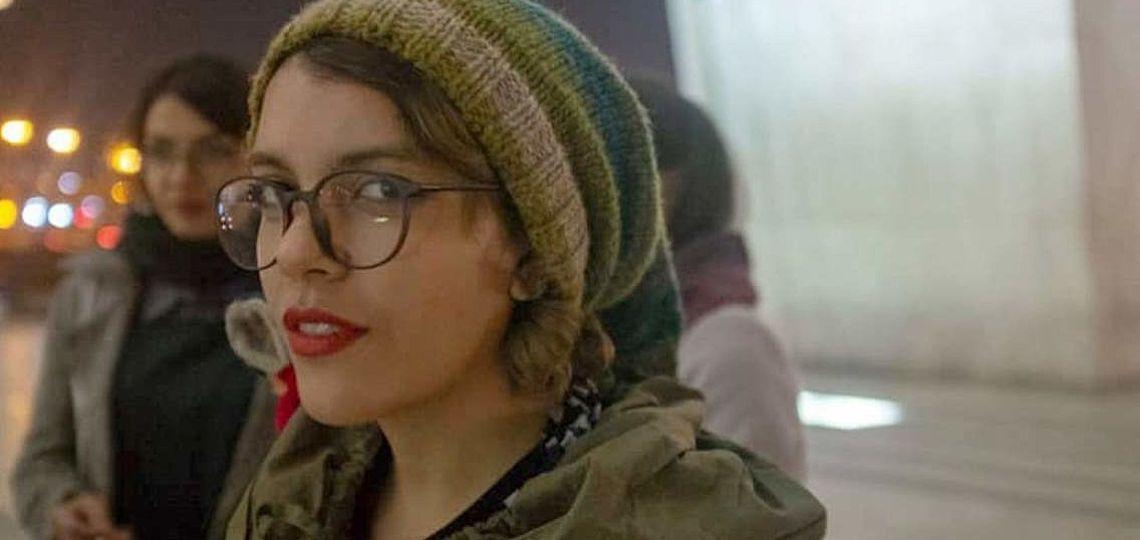Yasaman Aryani: a pesar de la grave situación en Irán por covid-19 continúa presa por no usar velo