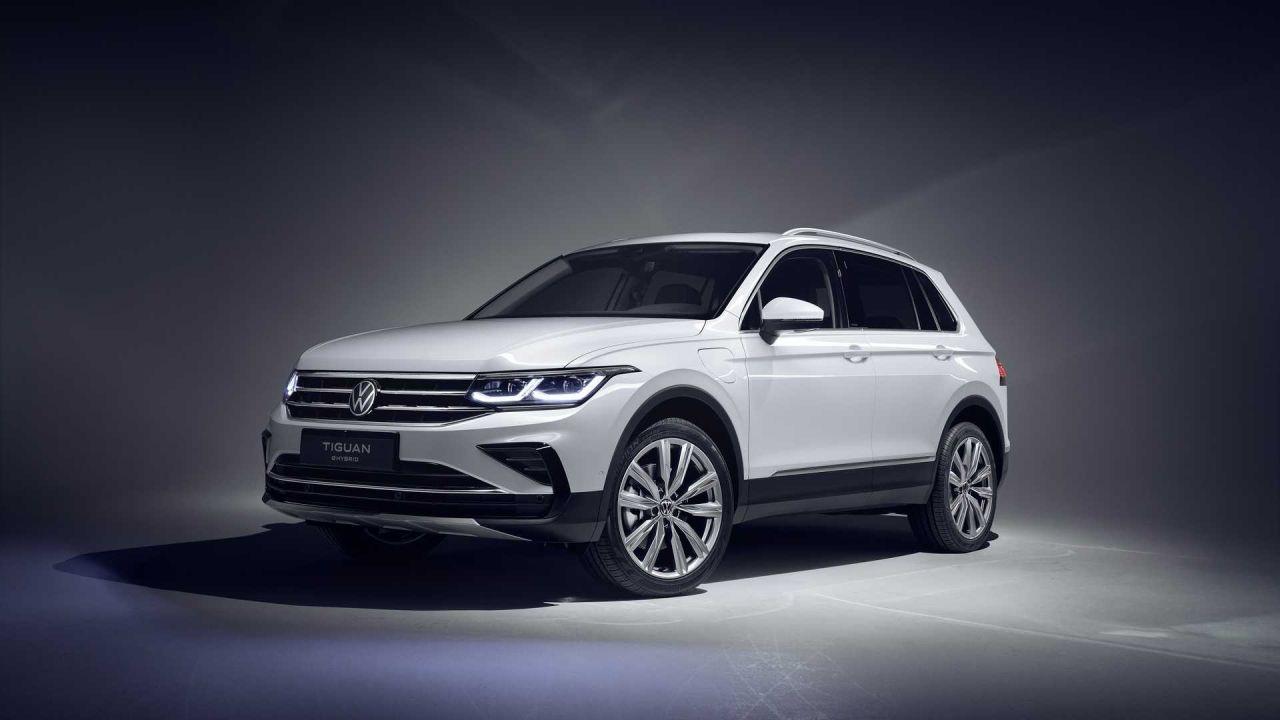 Parabrisas   Se presentó el nuevo Volkswagen Tiguan