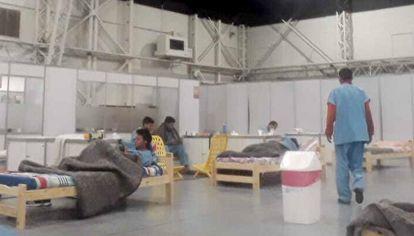 Centro de Aislamiento de Costa Salguero