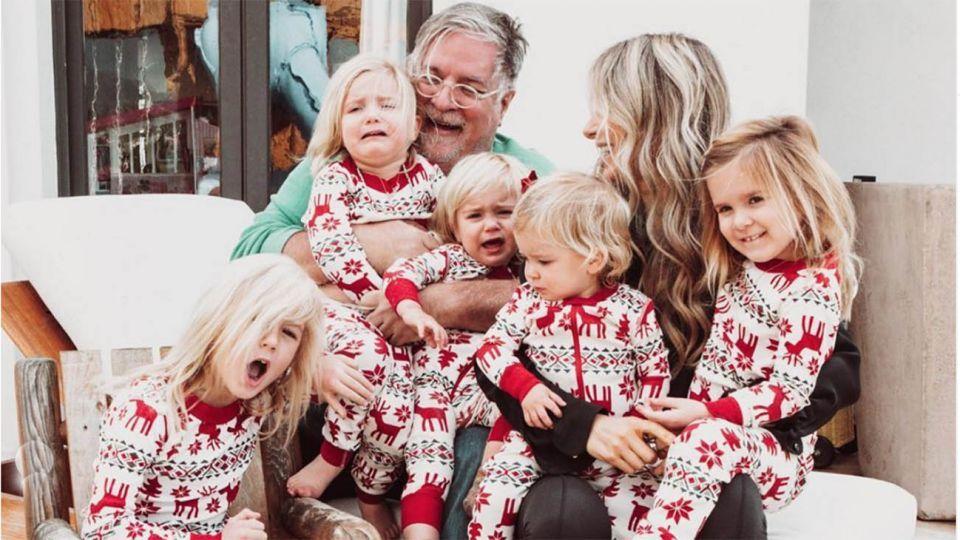Nació Nirvana, la sexta hija de Matt Groening con Agustina Picasso