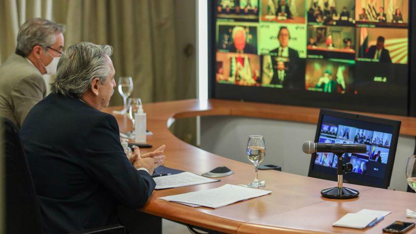 Seguí en vivo la cumbre del Mercosur