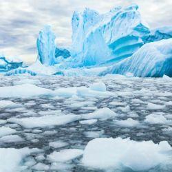 El estudio se realizó con el aporte de la base científica Amundsen-Scott, que cuenta con el observatorio más austral de la Tierra.