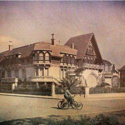 La mansión Alzaga Unzué de Mar del Plata está en la esquina de Olavarría y Bolívar desde las épocas patricias de la ciudad.