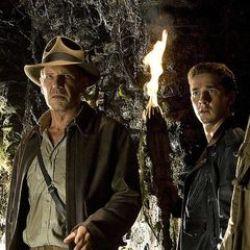 Indiana Jones y el Reino de la Calavera de Cristal | Foto:Cedoc